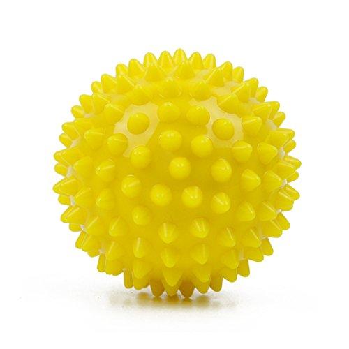"""POWER orientamenti Spiky Ball per massaggi, Super duro, 8,89 (3,5"""") cm, ideale per fascite plantare, per Trigger Point Therapy& massaggio più profondo"""