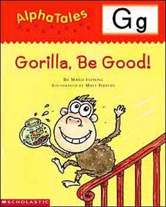 AlphaTales (Letter G: Gorilla, Be Good!) - 1