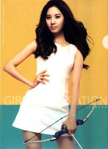 少女時代 GIRLS' GENERATION ソヒョン SEOHYUN オフィシャル クリアファイル Ver.3