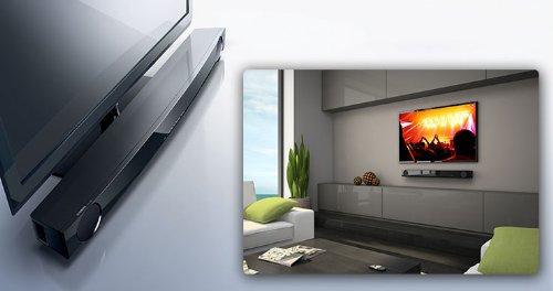 Best sound bar for flat screen tvs for Best soundbar for large living room