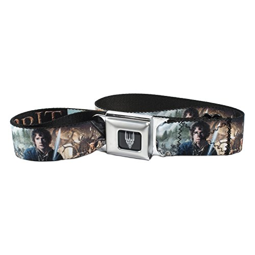 "The Hobbit Seatbelt Belt - Movie Logo ""The Battle of the Five Armies"""