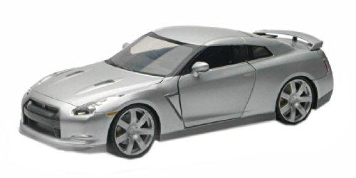 newray-71936-car-nissan-gtr-scala-124-die-cast-grigio