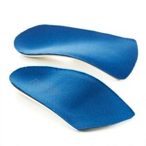 Powerstep Slim Tech 3/4 Insoles Men's 9-10.5 / Women's 7-8.5 B-2 Online Discount