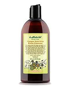 Just Natural Vinegar Nutritive Rinse Reviews