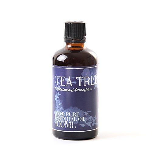 Olio essenziale di albero del tè - 100ml - puro al 100%