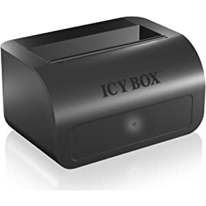 Icybox USB 3.0 Dockingstation for 2.5 inch and 3.5 inch SATA HDD