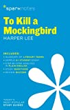 Image of To Kill a Mockingbird SparkNotes Literature Guide (SparkNotes Literature Guide Series)