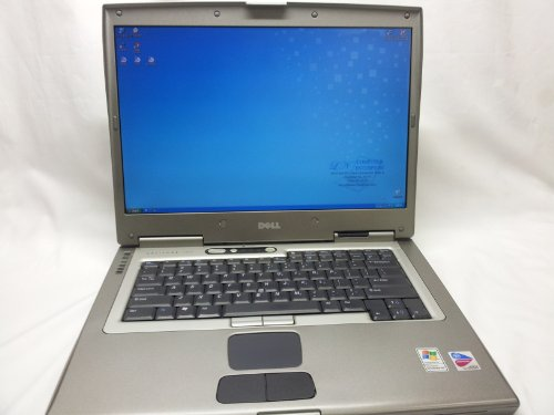 Dell Latitude D800 15.4 Notebook (1.6GHz Pentium M 1GB RAM 60GB HDD DVD/CD-RW Combo XP Pro)