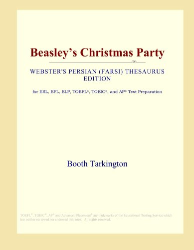 Beasley's Christmas Party (Webster's Persian (Farsi) Thesaurus Edition)