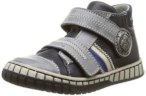 Little Mary Toundra - Sneaker Ragazzo, Blu (Nappa Marine), 27