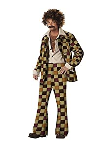 California Costumes Men's Disco Sleaze Ball Costume by California Costumes