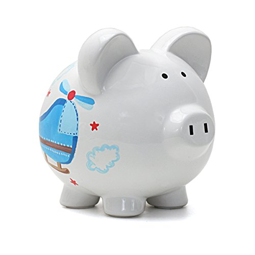 Child to Cherish Piggy Bank, Helicopter