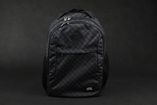 Vans Skooled Backpack Black zaino