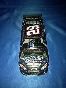 KEVIN HARVICK SIGNED Auto 2011 BUD ARMED FORCES FLASHCOAT 1 24 Diecast COA -... by Sports Memorabilia