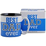 Best Dad Ever 13Oz Coffee Mug Great for Father's Day or Birthday