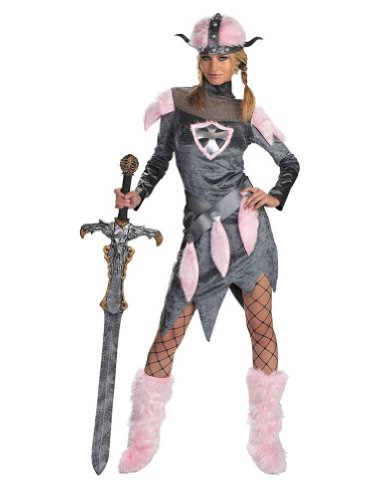 Barbarian Babe Adult Adult Womens Costume