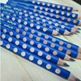 Lyra B Groove Jumbo Pencils Long Triangular Grip Graphite Pencil, Beginner Pencils, Tri-write Triangular Pencils, 3 Pcs.