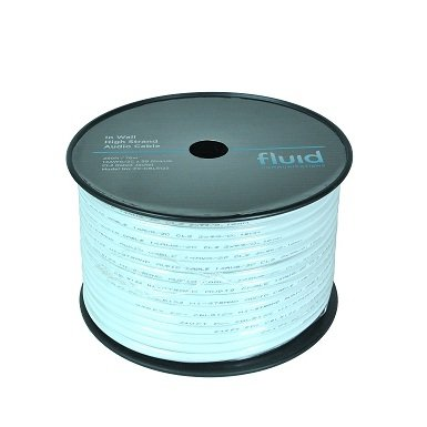 In Wall Cl2 Speaker Wire 14 Gauge 2 Conductor 99 Strands 500Ft