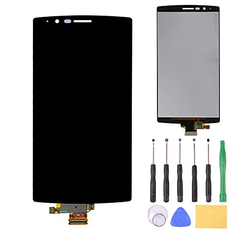 LSHtech LCD Display Touch Screen Digitizer Assembly Replacement for LG G4(b [Wireless Phone Accessory]