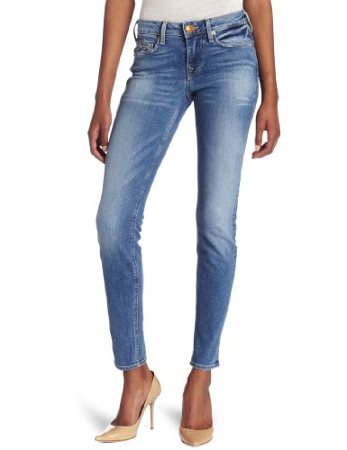 True Religion Women's Halle Mid Rise Lonestar Jean