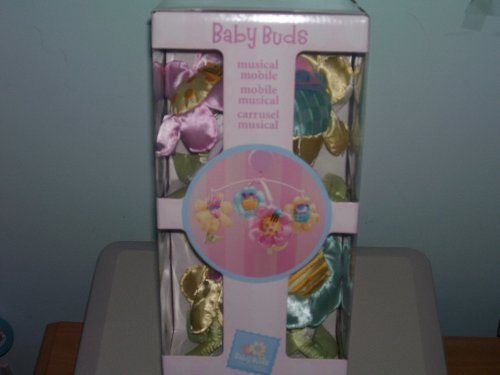 Baby Buds Musical Mobile