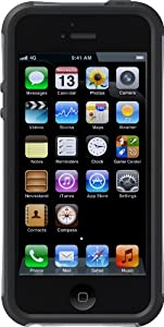 OtterBox [Reflex Series] Apple iPhone 5 & iPhone 5S Case - Retail Packaging Protective Case for iPhone - Vapour