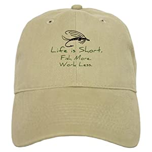 CafePress Fly Fishing Cap from CafePress