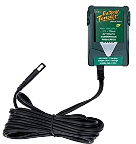 Battery Tender 022-0198LI Green Lithium Junior Battery Charger