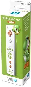 Télécommande Wii U Plus 'Yoshi' - blanc & vert