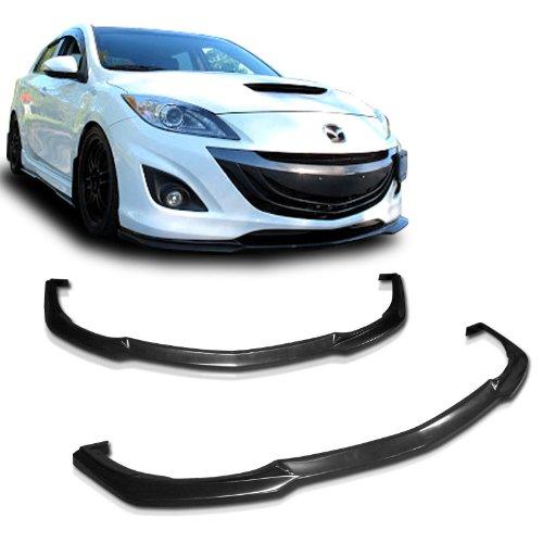 Mazda3 Standard 4/5dr MS Style Urethane Front Bumper Lip Chin Spoiler For 10-11 Models (Mazda3 Back Bumper compare prices)