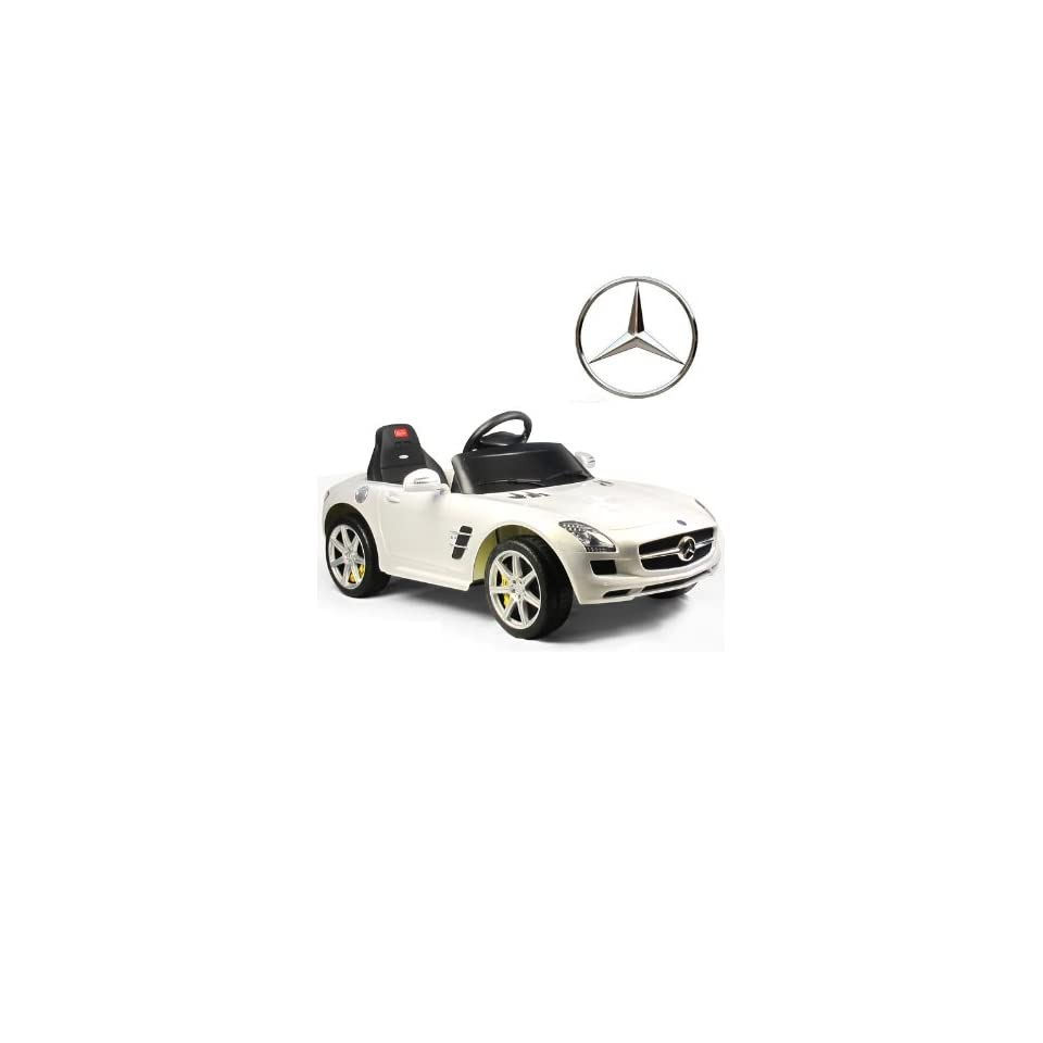 New 2015 limited edition mercedes benz cla 250 style kids for Ride on mercedes benz toy car
