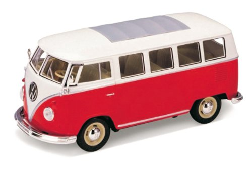 CARS & CO COMPANY 327 5621 - Welly VW Bus '62
