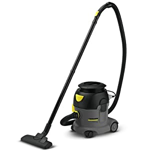 KARCHER T10/1 Commercial Vacuum Cleaner 10L 240V - Grey