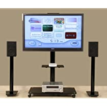tv stand with mount 65 inch. transdeco led/lcd tv stand / flat panel display mounting system for 40-65 tv with mount 65 inch n