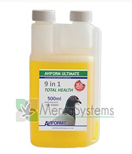 Aviform Ultimate 7 In 1 500 Ml. Nutritional Supplement. Pigeons Products