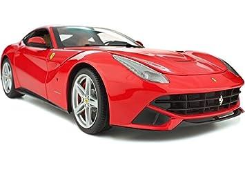Bburago Burago Ferrari F12 Berlinetta 1:24 Diecast Scale Model Car (Red)