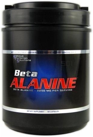 SNS Beta Alanine 240 Capsules