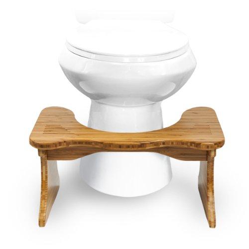 Diy Squatty Potty Stool: Squatty Potty The Original Adjustable Height Bathroom