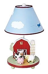 Kids Light Guidecraft Farm Friends Table Lamp