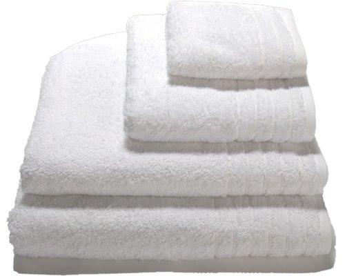 White Bath Towel 24