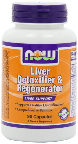 NOW Foods Liver Detoxifier and Regenerator, 90