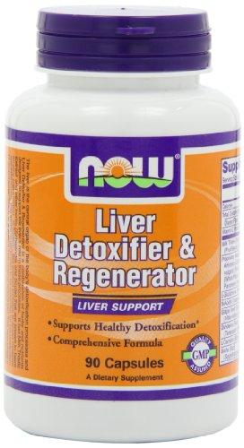 NOW Foods Liver Detoxifier and Regenerator, 90