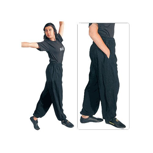 Tiger Claw Lightweight Kung Fu Pants - Size 6