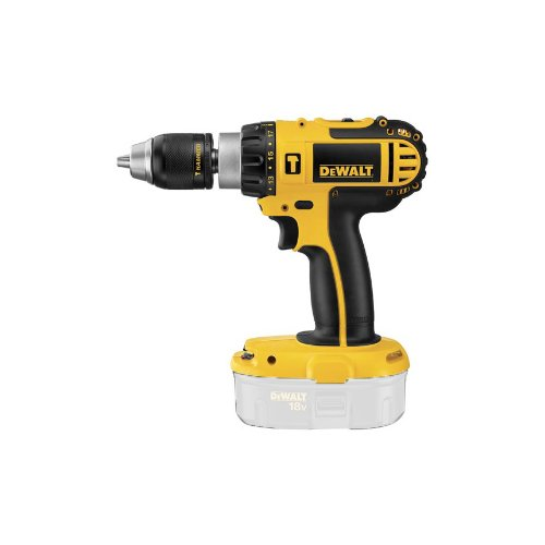 Bare Tool DEWALT DC725b 18 volt Cordless Compact Hammer Drill/Driver (Tool Only)