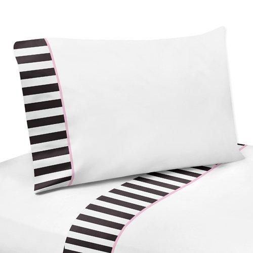Pink Paris Bedding front-1077991