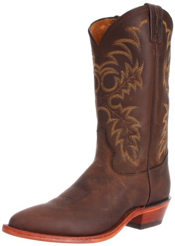 Tony Lama Boots Men's Bay Apache 7902 Boot,Bay Apache,9.5 D US