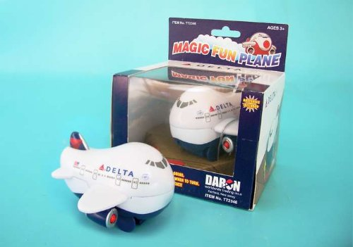 Delta Magic Fun Plane - 1