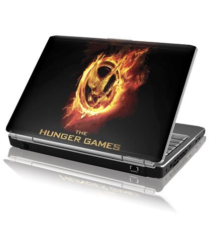 Skinit The Hunger Games Logo Vinyl Laptop Skin for Dell Inspiron 15R / N5010, M501R