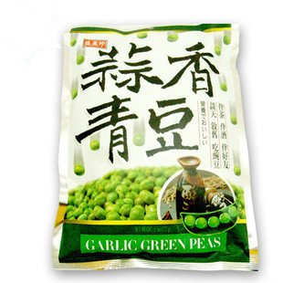 Shengxiangzhen Garlic Green Peas 8.46Oz (Pack Of 1)