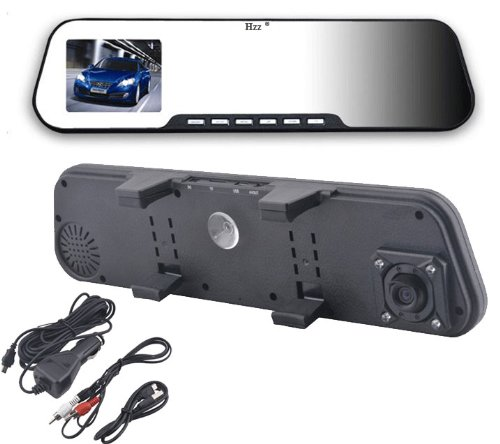 HZZ TM 2.7-inch HD Car LED Security Vehicle DVR Road Dash Video Camera Recorder Accident Camcorder